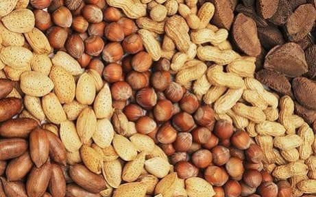 Beneficios de los cacahuates para la salud masculina