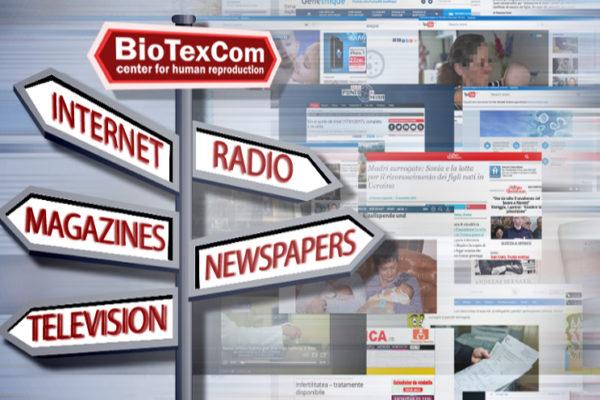 """""""BioTexCom"""" en los medios internacionales: que se dice en las publicaciones europeas sobre el centro de reproducción en Kiev"""