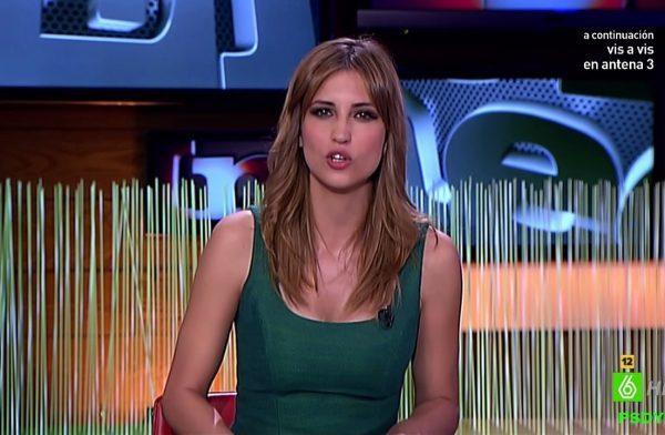 Querida Sandra Sabatés: