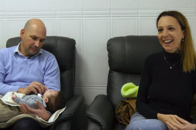 Padres por segunda vez a través de la gestación subrogada