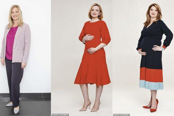 Fabricado en Ucrania. Las mujeres reciben 14000  £ por gestación de los bebés para las madres británicas de edad mediana: