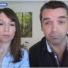 En estos momentos, nos da un gran placer presentar a la pareja Sonya y Christoph.